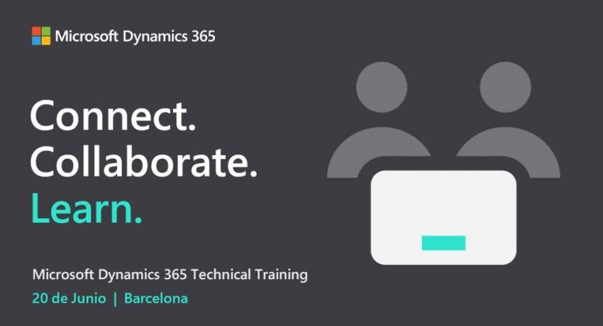 IFR Group participa en el Microsoft Dynamics 365 Technical Training.